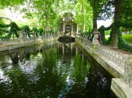 Medici Fountain, Jardin du Luxembourg, Paris